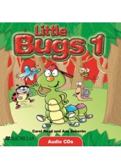 Little Bugs Level 1, Beginner - CD