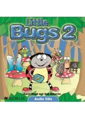 Little Bugs Level 2, Beginner - CD