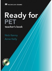 Ready For PET, Pre-Intermediate to Intermediate - Ръководство за учителя