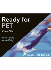 Ready For PET, Pre-Intermediate to Intermediate - CD