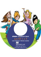Smash Level 3, Pre-Intermediate - CD