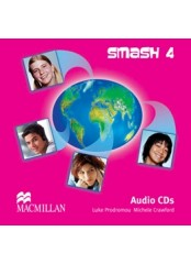 Smash Level 4, Pre-Intermediate - CD