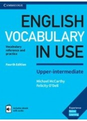 English Vocabulary in Use, Upper-Intermediate - Лексика по английски език + eBook