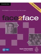 Face2Face, Second edition Upper-intermediate - Ръководство за учителя + DVD