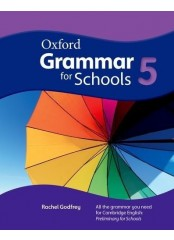 Oxford Grammar for Schools 5 - Английска граматика за 8. клас